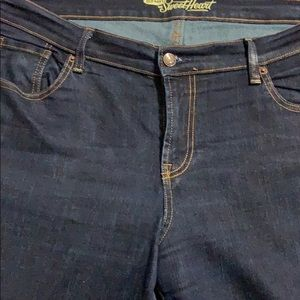 Old Navy Sweetheart Blue Jeans